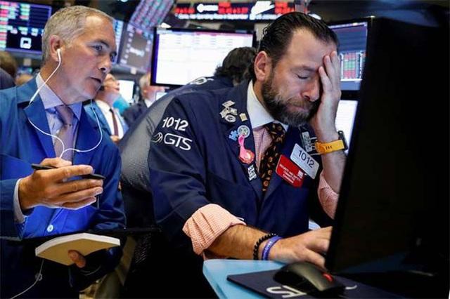 Cổ phiếu công nghệ Mỹ lao dốc mạnh - Ảnh 1.