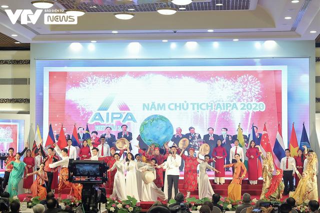 [ẢNH] Khai mạc trọng thể Đại hội đồng AIPA lần thứ 41 - Ảnh 7.
