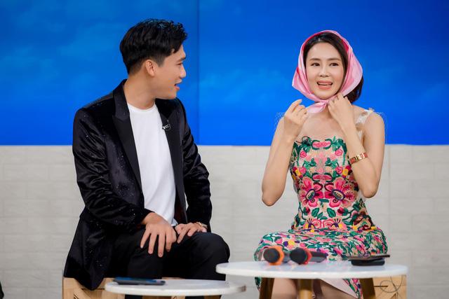 Cười té ghế với màn hoán đổi vai diễn của Hồng Diễm - Xuân Nghị - Ảnh 5.