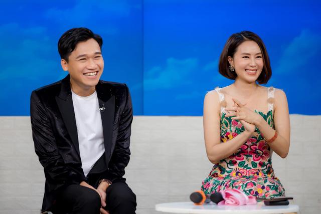 Cười té ghế với màn hoán đổi vai diễn của Hồng Diễm - Xuân Nghị - Ảnh 3.