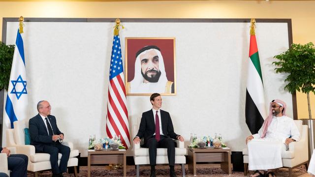 Ký kết thỏa thuận hòa bình lịch sử giữa  Israel - UAE vào ngày 15/9 - Ảnh 2.