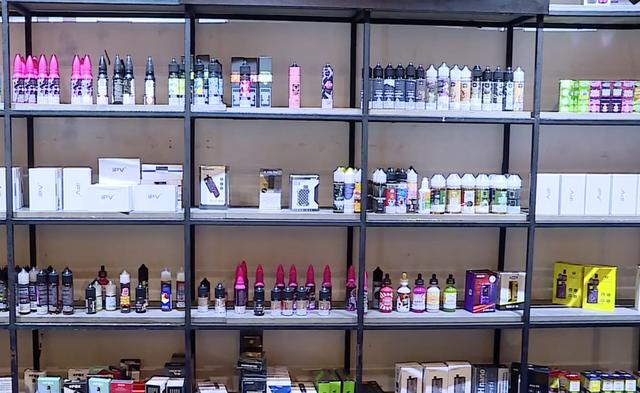 Thu giữ 1.348 sản phẩm thuốc lá điện tử, tinh dầu không rõ nguồn gốc - Ảnh 1.