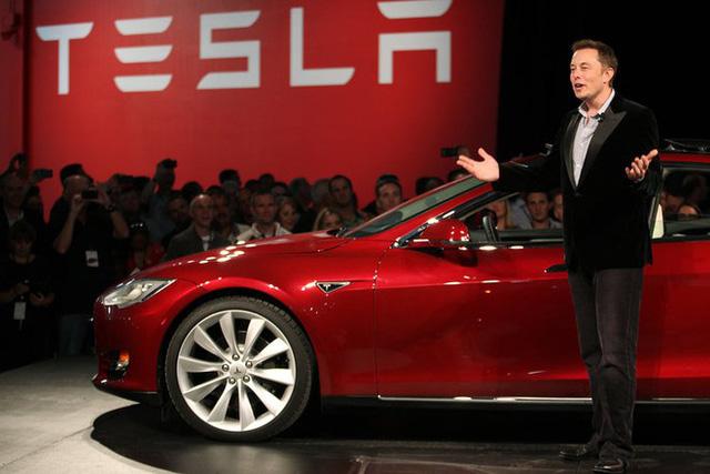 Elon Musk giàu nhất thế giới - Ảnh 1.