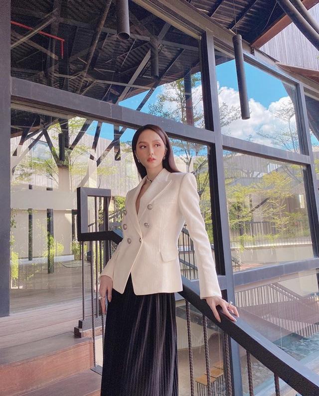 Hoa hậu chuyển giới Hương Giang: Đặc quyền của phụ nữ là được dựa dẫm - Ảnh 2.