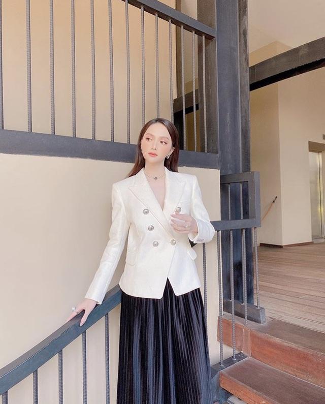 Hoa hậu chuyển giới Hương Giang: Đặc quyền của phụ nữ là được dựa dẫm - Ảnh 3.