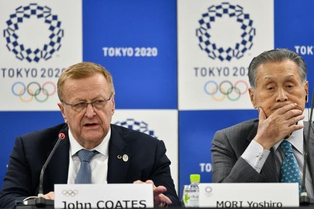 Olympics Tokyo 2021 vẫn tổ chức, bất kể tình hình COVID-19 - Ảnh 1.