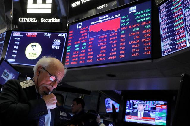 """CNBC: Thị trường chứng khoán Mỹ bước vào ranh giới """"bong bóng""""  - Ảnh 1."""