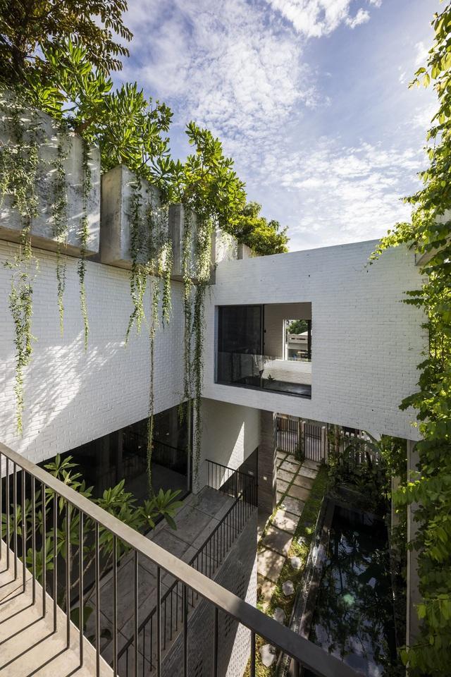 2 công trình của Kiến trúc sư Võ Trọng Nghĩa giành giải thưởng kiến trúc xanh - Ảnh 4.