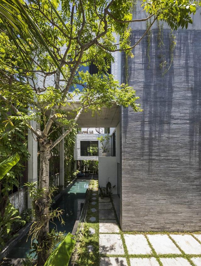 2 công trình của Kiến trúc sư Võ Trọng Nghĩa giành giải thưởng kiến trúc xanh - Ảnh 3.
