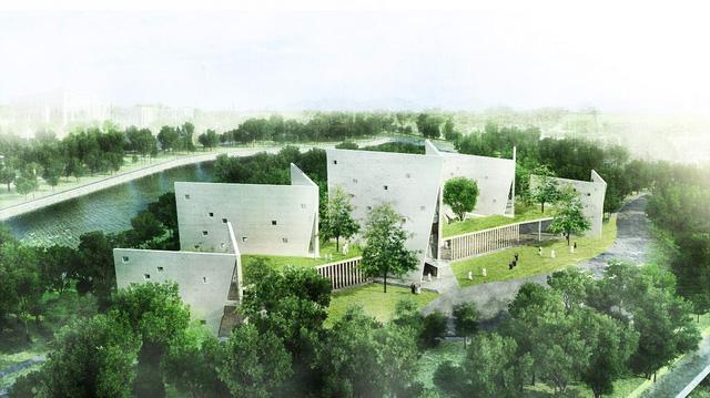 2 công trình của Kiến trúc sư Võ Trọng Nghĩa giành giải thưởng kiến trúc xanh - Ảnh 5.