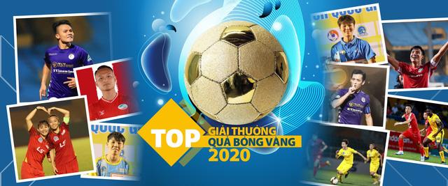 VTV tường thuật trực tiếp Gala Quả bóng Vàng Việt Nam 2020 - Ảnh 2.