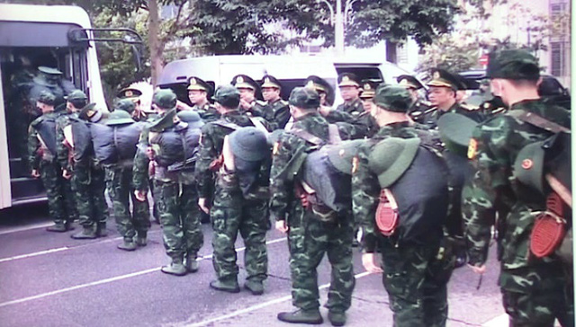 Điều động gần 500 Học viên Biên phòng lên các chốt chống dịch COVID-19 - Ảnh 1.