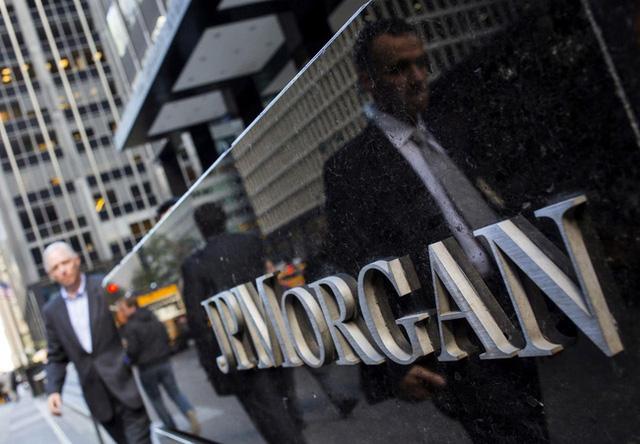 Lợi nhuận hàng quý của các ngân hàng lớn nhất Mỹ dự kiến giảm tới 40% - Ảnh 1.