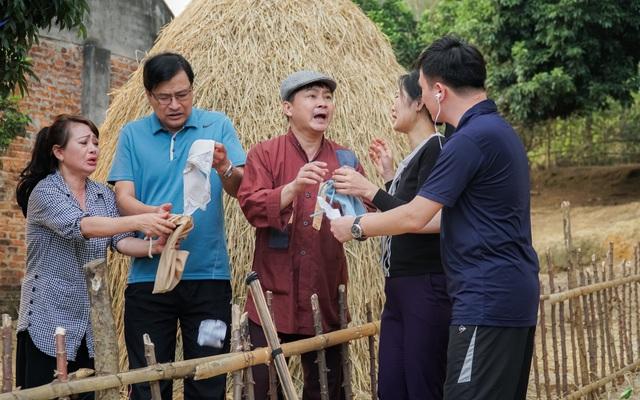 Nhiều diễn viên gạo cội góp mặt trong phim hài Tết Đú – Đú Tết - Ảnh 2.