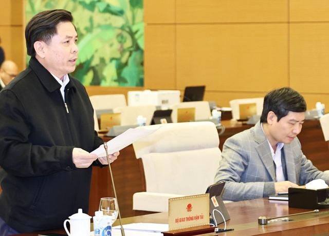 Chốt chuyển hai dự án PPP cao tốc Bắc - Nam sang đầu tư công - Ảnh 1.