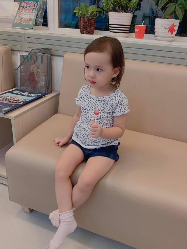 Ngắm vẻ dễ thương của con gái diễn viên Lan Phương - Ảnh 13.
