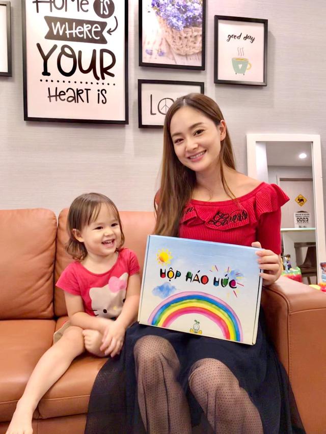 Ngắm vẻ dễ thương của con gái diễn viên Lan Phương - Ảnh 11.