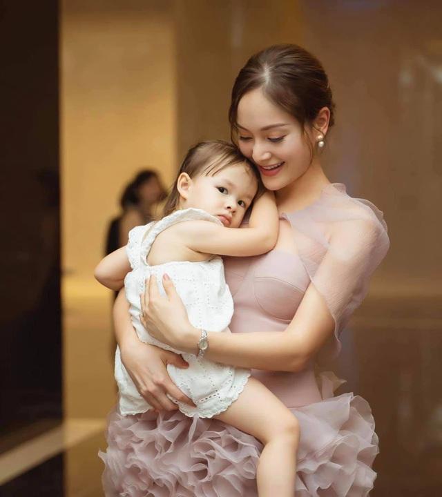 Ngắm vẻ dễ thương của con gái diễn viên Lan Phương - Ảnh 10.