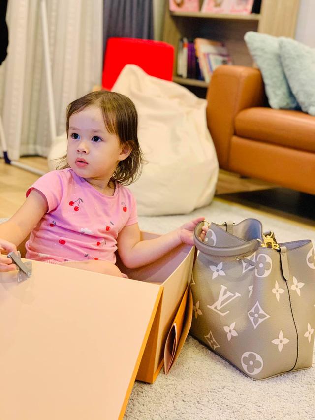 Ngắm vẻ dễ thương của con gái diễn viên Lan Phương - Ảnh 9.