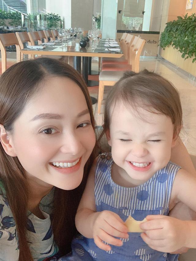 Ngắm vẻ dễ thương của con gái diễn viên Lan Phương - Ảnh 8.