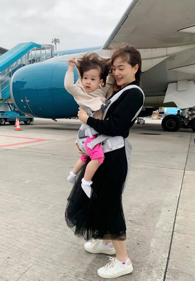 Ngắm vẻ dễ thương của con gái diễn viên Lan Phương - Ảnh 2.