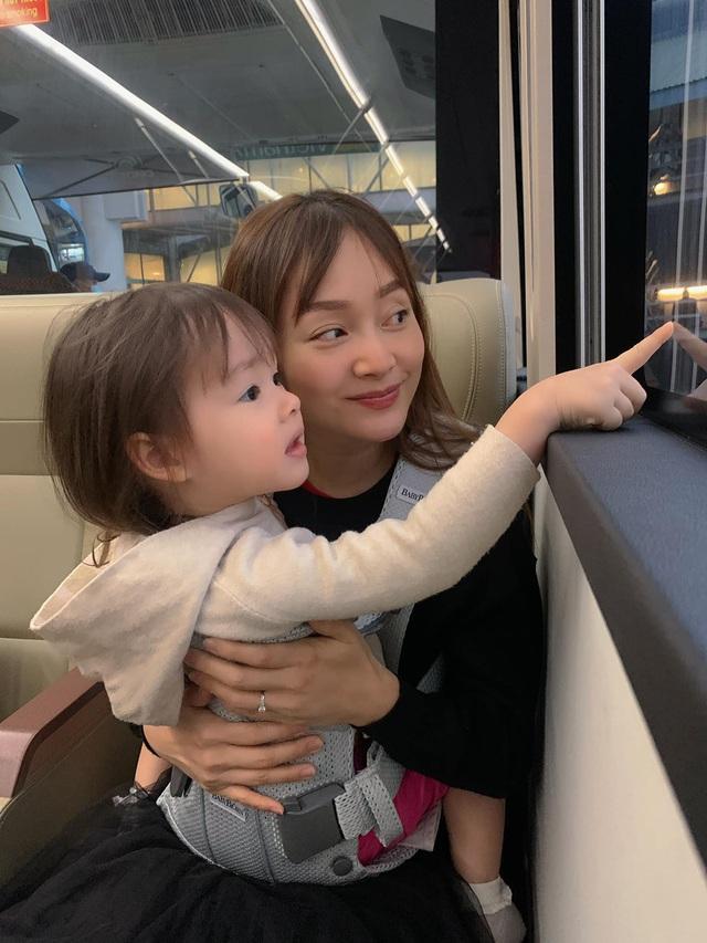 Ngắm vẻ dễ thương của con gái diễn viên Lan Phương - Ảnh 3.