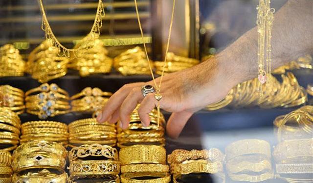 Giá vàng châu Á đi lên từ mức thấp của gần 6 tuần qua - Ảnh 1.