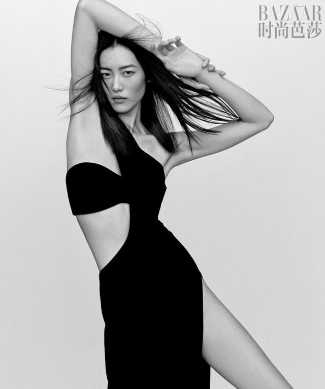 Siêu mẫu Lưu Văn và cú mở màn hấp dẫn cho Harper's Bazaar Trung Quốc - Ảnh 5.