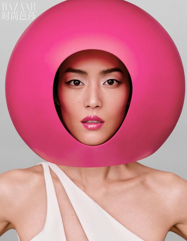Siêu mẫu Lưu Văn và cú mở màn hấp dẫn cho Harper's Bazaar Trung Quốc - Ảnh 12.