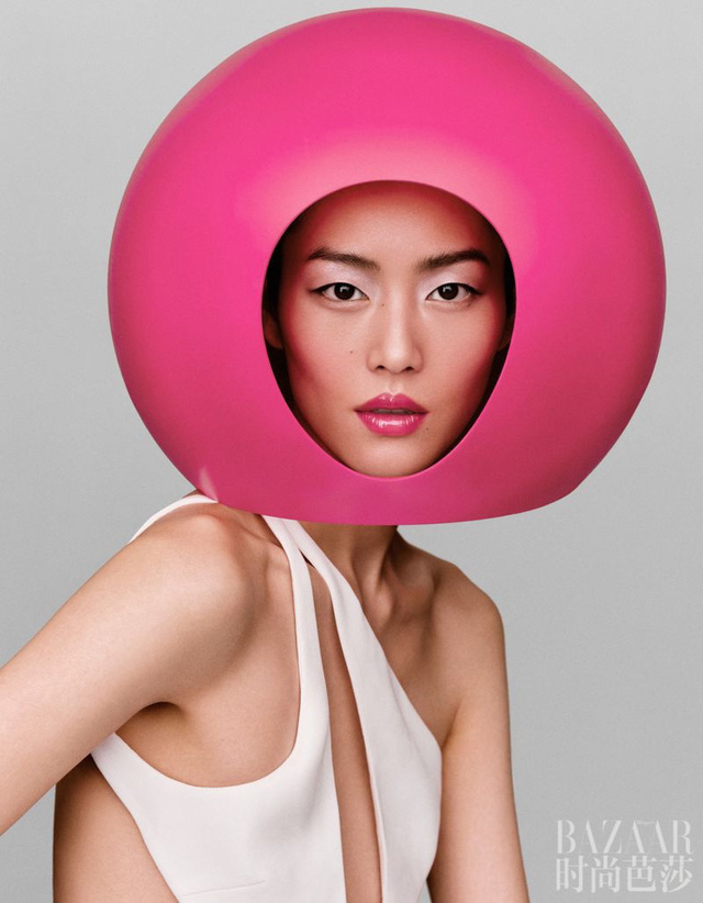 Siêu mẫu Lưu Văn và cú mở màn hấp dẫn cho Harper's Bazaar Trung Quốc - Ảnh 13.