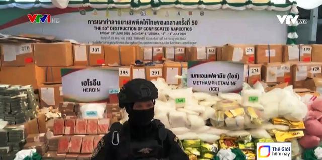 Tội phạm ma túy tại Đông Nam Á có dấu hiệu vượt tầm kiểm soát - Ảnh 1.