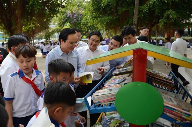 Trà Vinh sẽ có 163 trường với 698 lớp 2 triển khai chương trình mới - Ảnh 4.