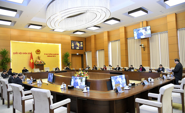 Thông qua 4 Nghị quyết về việc thành lập, điều chỉnh các đơn vị hành chính ở 4 tỉnh - Ảnh 1.