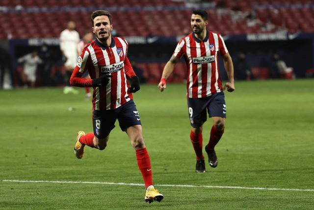 Atletico Madrid 2-0 Sevilla: Atletico nới rộng khoảng cách trong cuộc đua vô địch! - Ảnh 2.