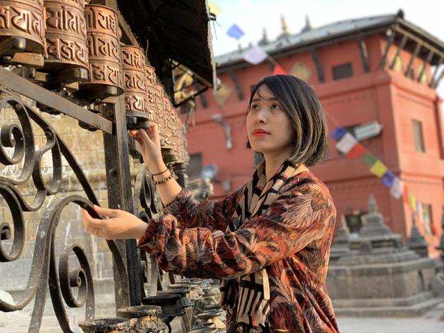 MC Vân Anh: Tôi thích được gọi là cô phóng viên Trung Đông - Ảnh 2.