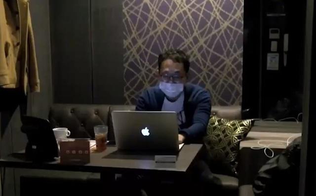 """Gia tăng nhu cầu về không gian làm việc, các quán karaoke tại Nhật Bản """"ăn nên làm ra"""" trong mùa dịch - ảnh 1"""