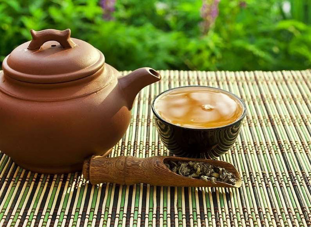 Tiêu mỡ, giảm cân hiệu quả với 7 loại trà thông dụng - ảnh 3