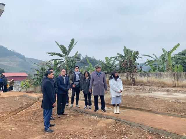 Món quà đầu nằm cho học sinh vùng cao tỉnh Sơn La - Ảnh 3.