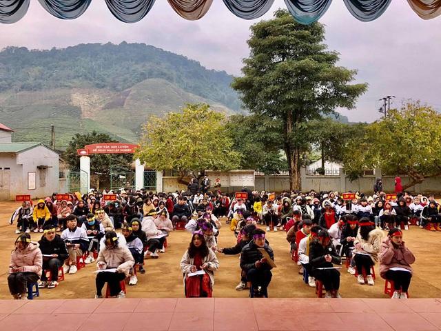 Món quà đầu nằm cho học sinh vùng cao tỉnh Sơn La - Ảnh 5.