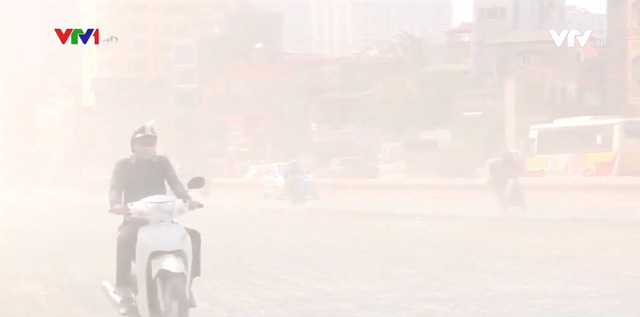 Hà Nội có thêm mùa ô nhiễm không khí - Ảnh 1.