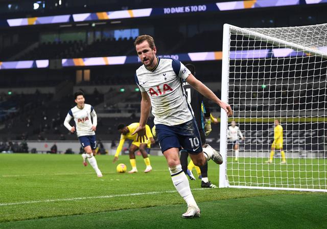 Tottenham chia điểm với Fulham trên sân nhà - Ảnh 2.