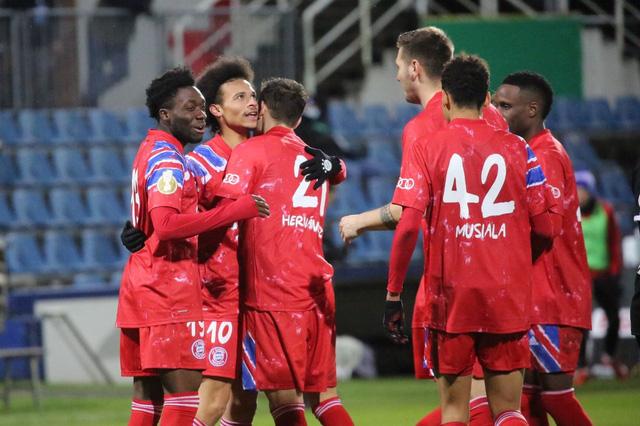 Cúp Quốc gia Đức: Bayern Munich bị loại bởi đội bóng hạng 2 - Ảnh 1.