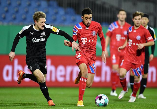 Cúp Quốc gia Đức: Bayern Munich bị loại bởi đội bóng hạng 2 - Ảnh 2.