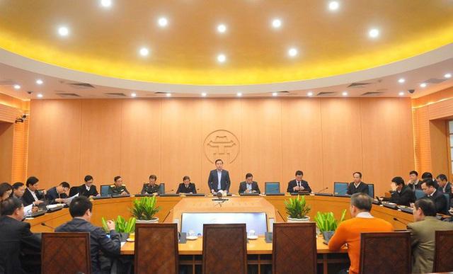 Hà Nội sẽ xét nghiệm COVID-19 cho đại biểu dự Đại hội XIII của Đảng - Ảnh 1.