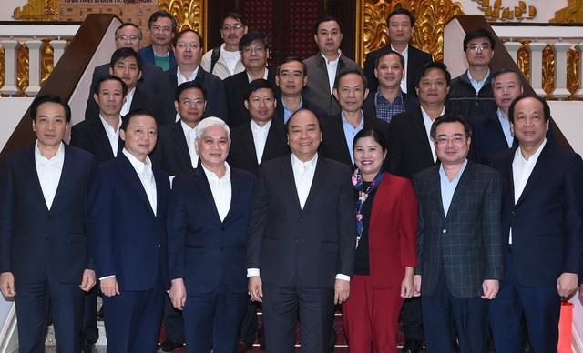 Thủ tướng Nguyễn Xuân Phúc: Đột phá của Bình Phước nằm ở khâu liên kết phát triển - Ảnh 1.