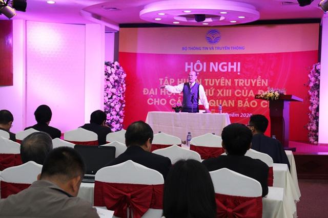 Nhiều điểm mới trong công tác nhân sự Đại hội XIII của Đảng - Ảnh 1.