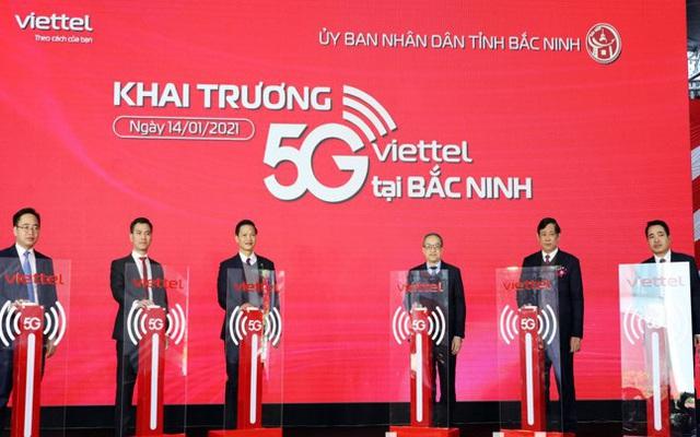 Mạng 5G phủ sóng tại Bắc Ninh - Ảnh 1.