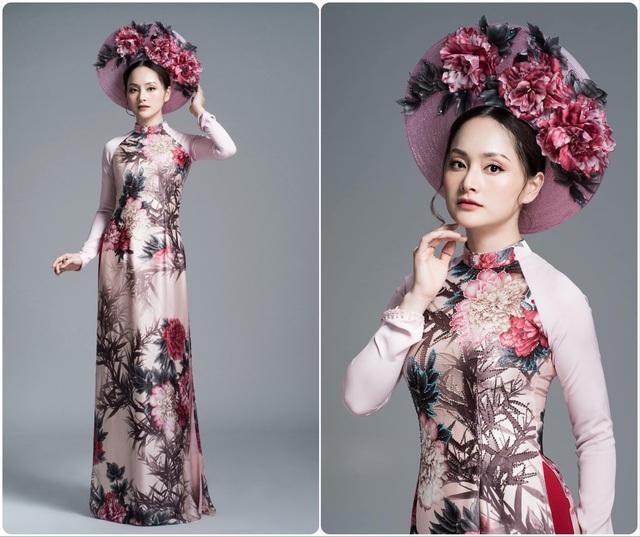 Hồng Diễm, Phương Oanh cùng dàn diễn viên diện áo dài: Ai xinh đẹp hơn? - Ảnh 1.
