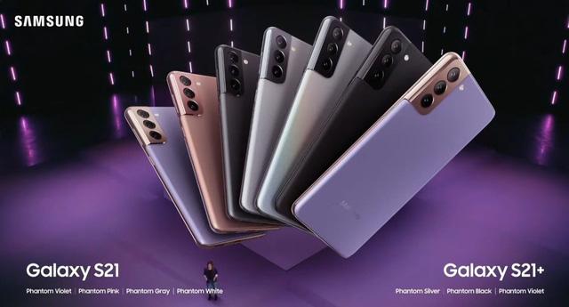 Samsung trình làng bộ 3 Galaxy S21, không bán kèm sạc để bảo vệ môi trường - Ảnh 4.