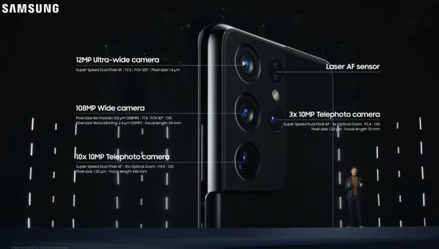 Samsung trình làng bộ 3 Galaxy S21, không bán kèm sạc để bảo vệ môi trường - Ảnh 6.